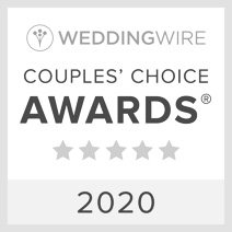 Badge: Wedding Wire Couples Choice Award 2020